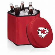 Kansas City Chiefs Red Bongo Cooler
