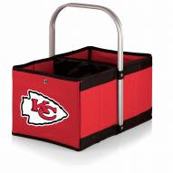 Kansas City Chiefs Red Urban Picnic Basket