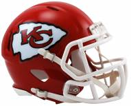 Kansas City Chiefs Riddell Speed Mini Replica Football Helmet