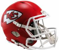Kansas City Chiefs Riddell Speed Replica Football Helmet