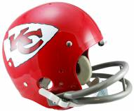 Kansas City Chiefs Riddell TK Throwback Full Size Football Helmet