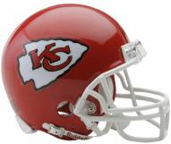 Kansas City Chiefs Riddell VSR4 Mini Football Helmet