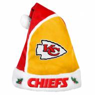 Kansas City Chiefs Santa Hat
