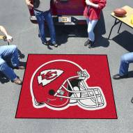 Kansas City Chiefs Tailgate Mat