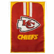 Kansas City Chiefs Team Fan Flag