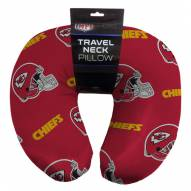 Kansas City Chiefs Travel Neck Pillow