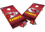 Kansas City Chiefs XL Shields Cornhole Game
