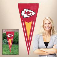 Kansas City Chiefs Yard Pennant