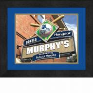Kansas City Royals 13 x 16 Personalized Framed Sports Pub Print