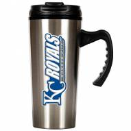 Kansas City Royals 16 oz. Stainless Steel Travel Mug