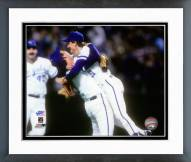 Kansas City Royals 1985 World Series Celebration Framed Photo
