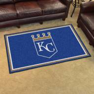 Kansas City Royals 4' x 6' Area Rug
