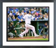 Kansas City Royals Alex Gordon 2015 Action Framed Photo