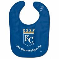 Kansas City Royals All Pro Little Fan Baby Bib