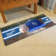 Kansas City Royals Baseball Runner Rug