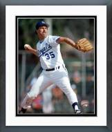 Kansas City Royals Bill Swaggerty Action Framed Photo