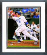 Kansas City Royals Billy Butler 2014 Action Framed Photo