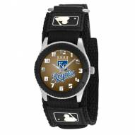 Kansas City Royals Black Rookie Kids Watch