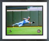 Kansas City Royals Bo Jackson Action 1990 Framed Photo