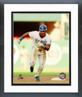 Kansas City Royals Bo Jackson Action Framed Photo