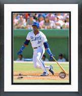 Kansas City Royals Bo Jackson Framed Photo