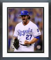 Kansas City Royals Brandon Finnegan 2014 Action Framed Photo