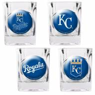 Kansas City Royals Collector's Shot Glass Set