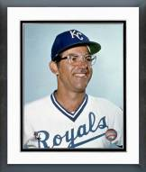 Kansas City Royals Cookie Rojas Posed Framed Photo