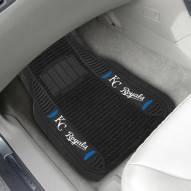 Kansas City Royals Deluxe Car Floor Mat Set