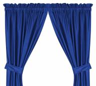Kansas City Royals Drapes / Curtains - Pair