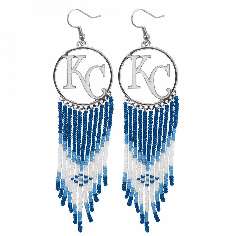Kansas City Royals Dreamcatcher Earrings