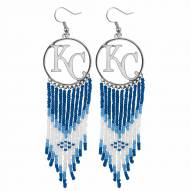 Kansas City Royals Dreamcatcher Earrings
