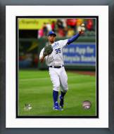 Kansas City Royals Eric Hosmer 2014 Action Framed Photo