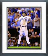 Kansas City Royals Eric Hosmer 2014 AL Wild Card game Framed Photo