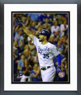 Kansas City Royals Eric Hosmer 2015 Action Framed Photo