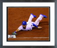 Kansas City Royals Eric Hosmer Game 2 of the 2014 World Series Action Framed Photo
