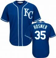 Kansas City Royals Eric Hosmer Replica Road Alternate Baseball Jersey