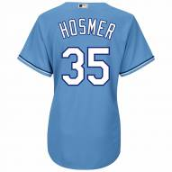 Kansas City Royals Eric Hosmer Women's Replica Atlantic Blue Alternate Baseball Jersey