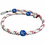 Kansas City Royals Frozen Rope Baseball Necklace