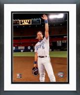 Kansas City Royals George Brett 3000th Hit Framed Photo