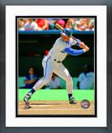 Kansas City Royals George Brett Action Framed Photo