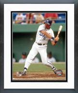 Kansas City Royals George Brett Batting Framed Photo