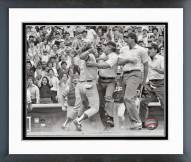Kansas City Royals George Brett Pine Tar Incident Framed Photo