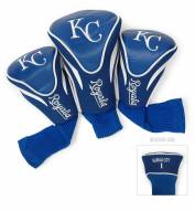Kansas City Royals Golf Headcovers - 3 Pack