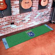 Kansas City Royals Golf Putting Green Mat