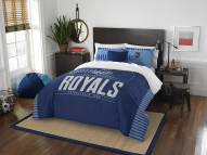 Kansas City Royals Grand Slam Full/Queen Comforter Set
