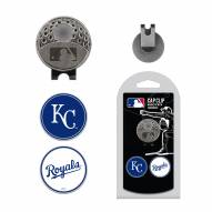 Kansas City Royals Hat Clip & Marker Set