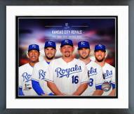 Kansas City Royals Kansas City Royals 2014 Team Composite Framed Photo