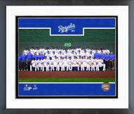 Kansas City Royals Kansas City Royals 2014 Team Photo Framed Photo
