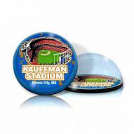 Kansas City Royals Kauffman Stadium Crystal Magnet
